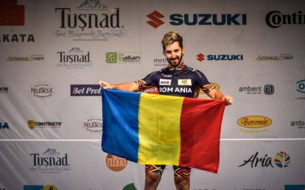 Eduard Grosu, victorie în Turul Sibiului! Bernal câştigă competiţia