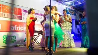 China Nicky winner of Big Sister Salone 2018 23