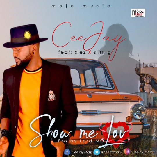 CEE JAY POPULARLY KNOWN AS MOJO MAN HAS RELEASE ANOTHER BRAND NEW SONG