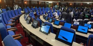 APC walks out of parliament