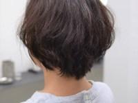 くせ毛のショートスタイルはカットが重要!