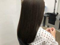 札幌で髪質改善しながらキレイなヘアカラー