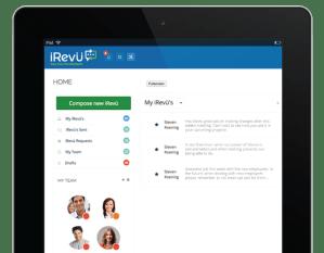 irevu tablet screenshot