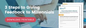 Millennial Feedback printable blog CTA