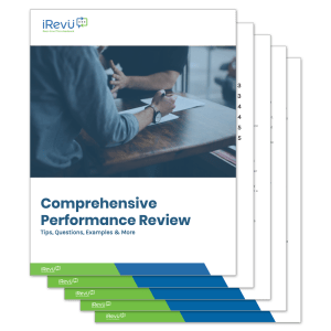Comprehensive Performance Review Tips, Questions, Examples & More Mockup