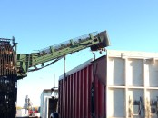 Sugar Beet Harvest loading truck 4