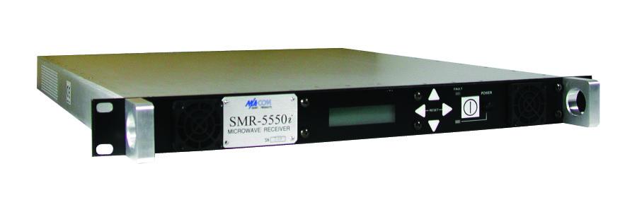 SMR-5550i Microwave Receiver