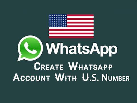 Whatsapp USA Number