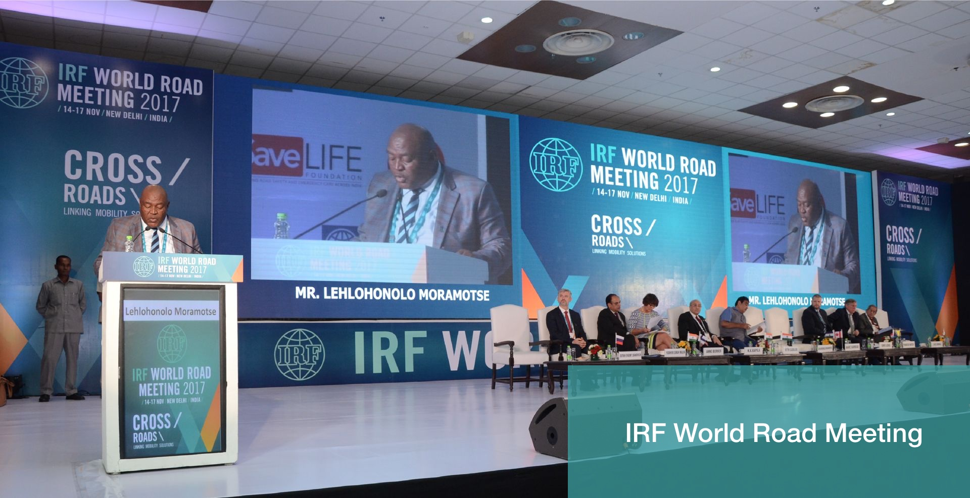 IRF World Road Meeting