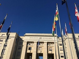 Intermodal transport and logistics: UN Working Party meets in Geneva
