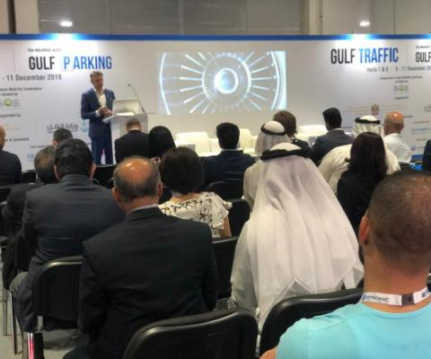 Gulf Traffic 2019: Technology for Smarter Cities