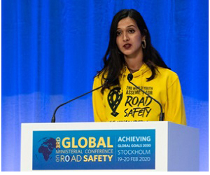 Enough is enough to road traffic crashes! Youth to mobilize for the Global Youth Coalition for Road Safety