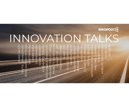 SWARCO Launches On-Line Innovation Talks