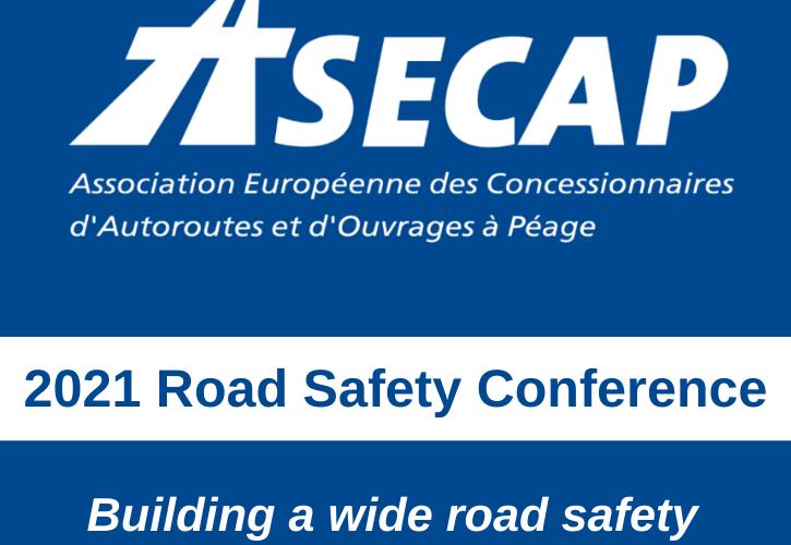 IRF President, Mr Bill Halkias at ASECAP Webinar on Road Safety