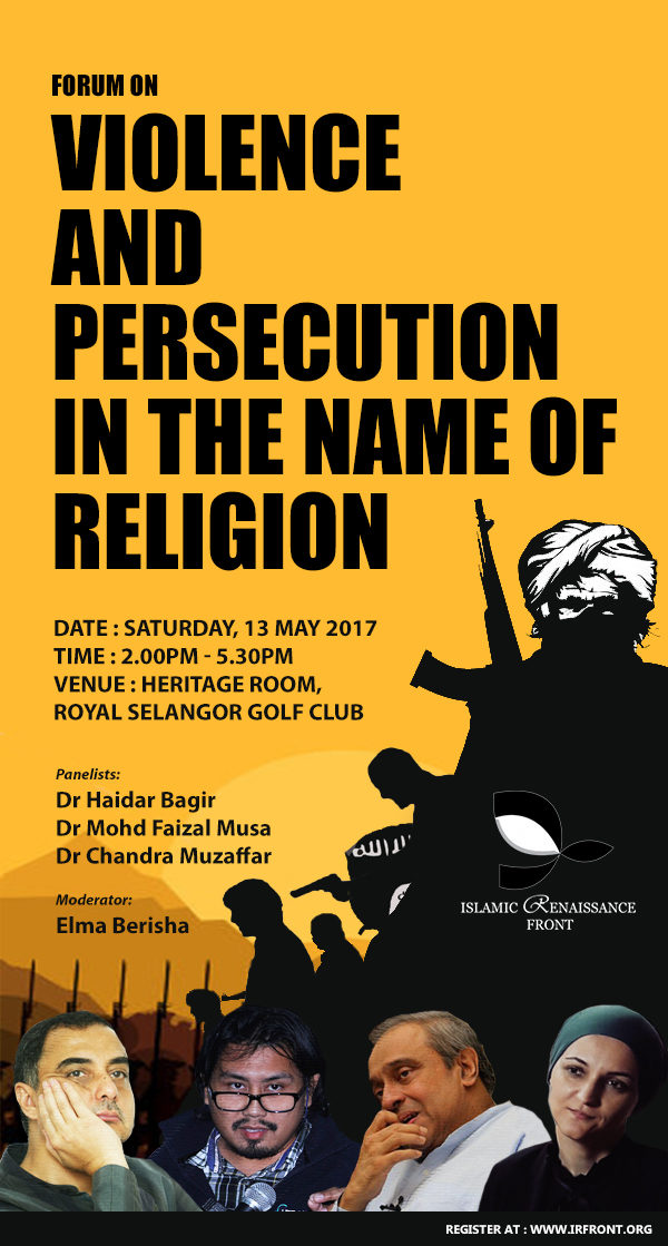 Forum on: Violence and Persecution In the Name of Religion | IRFIRF