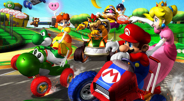 Mario-Kart-Double-Dash-Art
