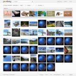 Screenshot kostenlose Bilddatenbank pixabai.com