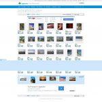 Screenshot kostenlose Bilddatenbank rgbstock.de