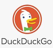 Logo Suchmaschine Duckduckgo