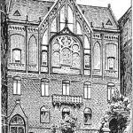 Das Auerbach'sche Waisenhaus in Berlin und das zahlreiche Gedenken