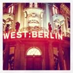 Ausstellungsrundgang: WEST:BERLIN