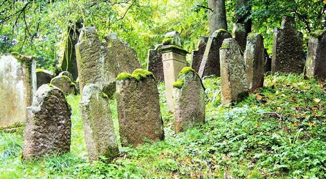 Jüdischer Friedhof Floß. Foto: Juna Grossmann