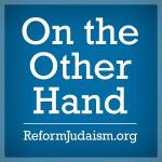 Statt Podcast ein Podcast: On the Other Hand: Ten Minutes of Torah