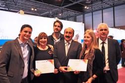 RBC recibe el premio innovación en salón look