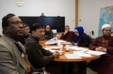 Participants during a session of the March 2018 training. Photo: Elisabeth Gawthrop/IRI