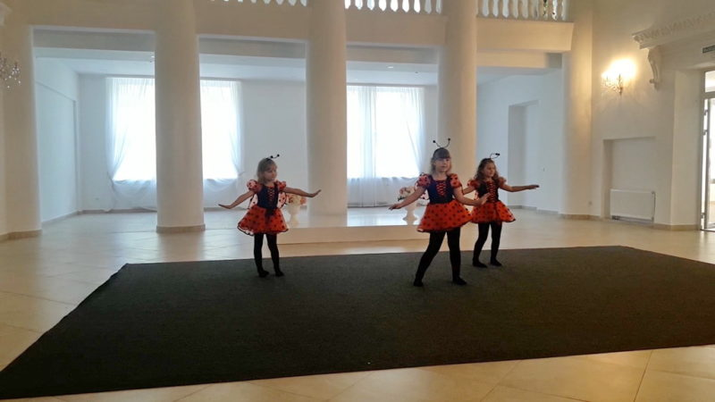 восточные танцы беби
