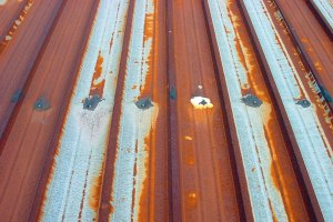 Iridak clean colorbond Roofing Sheet