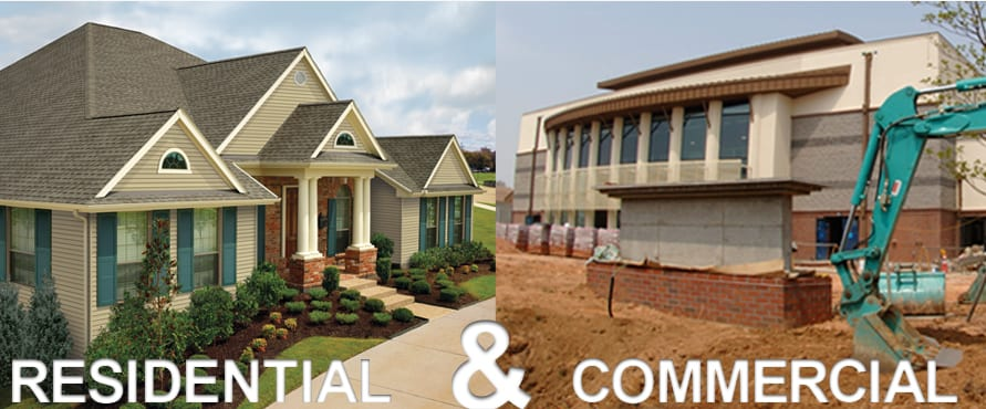 The Differences! Commercial and Residential Roofing