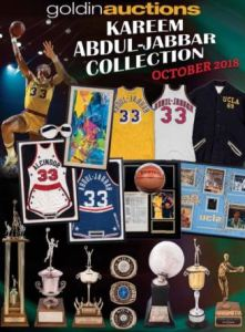 Kareem Abdul-Jabbar's own collection of memorabilia sold for nearly $3million at auction