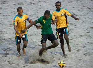 Concacaf men's beach soccer championship draw set for April 8 in Puerto Vallarta, Mexico