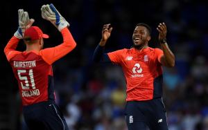 England hammer Windies to clinch T20I series