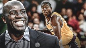 Magic Johnson steps down as Lakers president