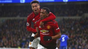 Manchester United suffer injury blow with Martial & Rashford ruled out
