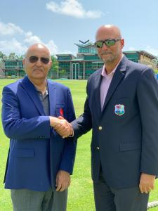 Cricket West Indies and cricket Canada to strengthen their partnership