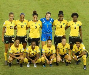 Fundraising Lapathon for Reggae Girls on May 18 at Jamaica College