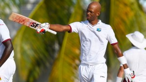 Roston Chase biggest Windies mover on ICC Test Batting Rankings