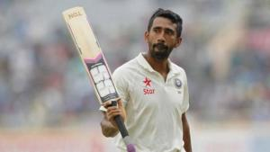 Out-of-favour test batsman Wriddhiman Saha will feature on India a's tour of the Caribbean