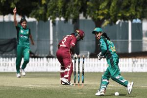 Pakistan level ODI series with Windies Women