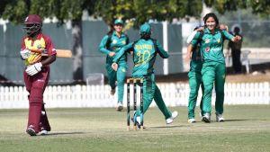 Pakistan beat Windies Women to win ODI series