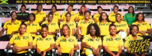 Senior Reggae Girls now in Trinidad