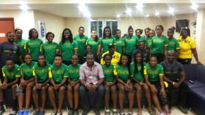 Reggae Girls get ready for Concacaf Championship opener on Thursday