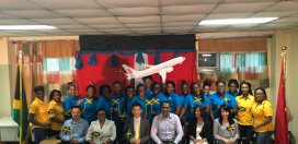 23 nurses going to China for training