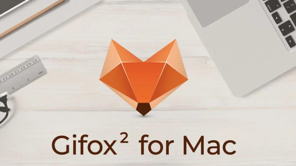Gifox2の使い方解説