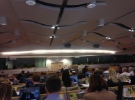 """Plenary Session of the Conference """"The Future of Cross-border Cooperation in Europe"""""""