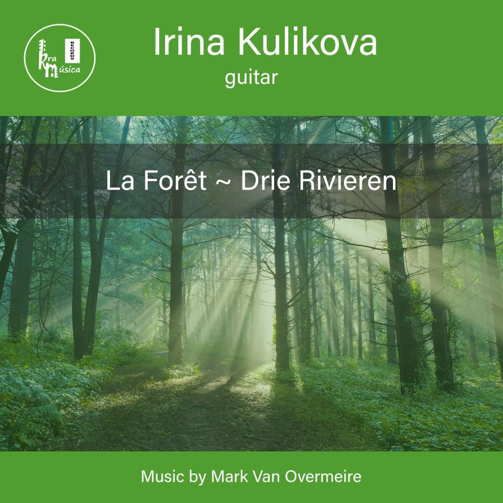 Irina Kulikova - Mark van Overmeire - front cover
