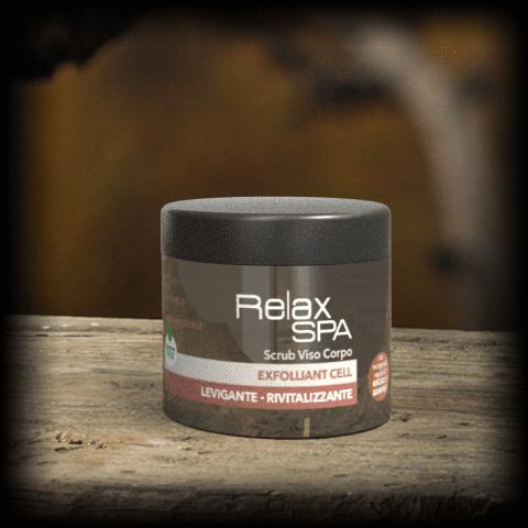 Relax SPA - EXFOLLIANT CELL - scrub viso e corpo